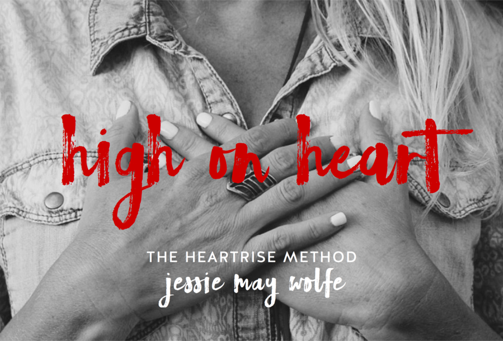 1. High on Heart Book Cover.png