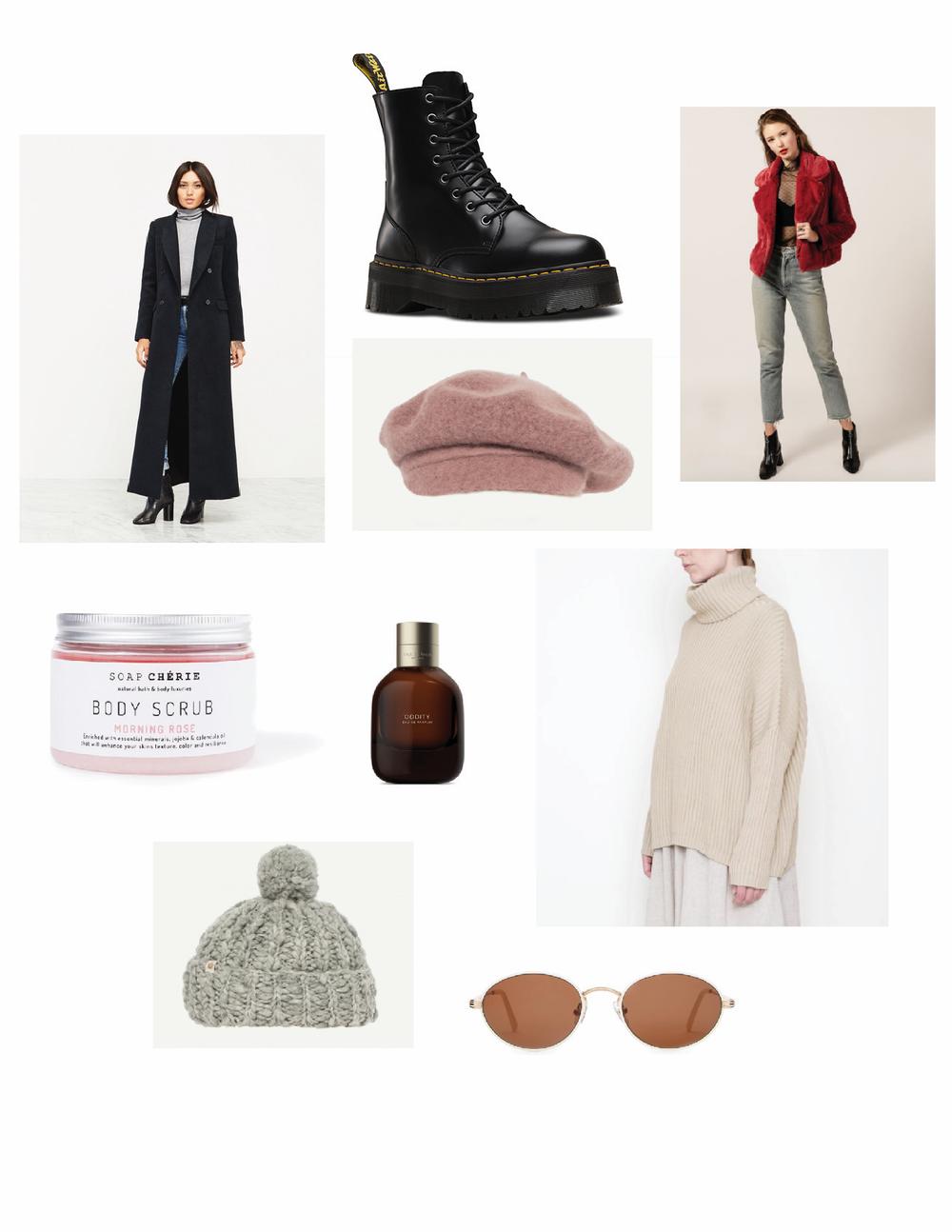 winter shopping guide