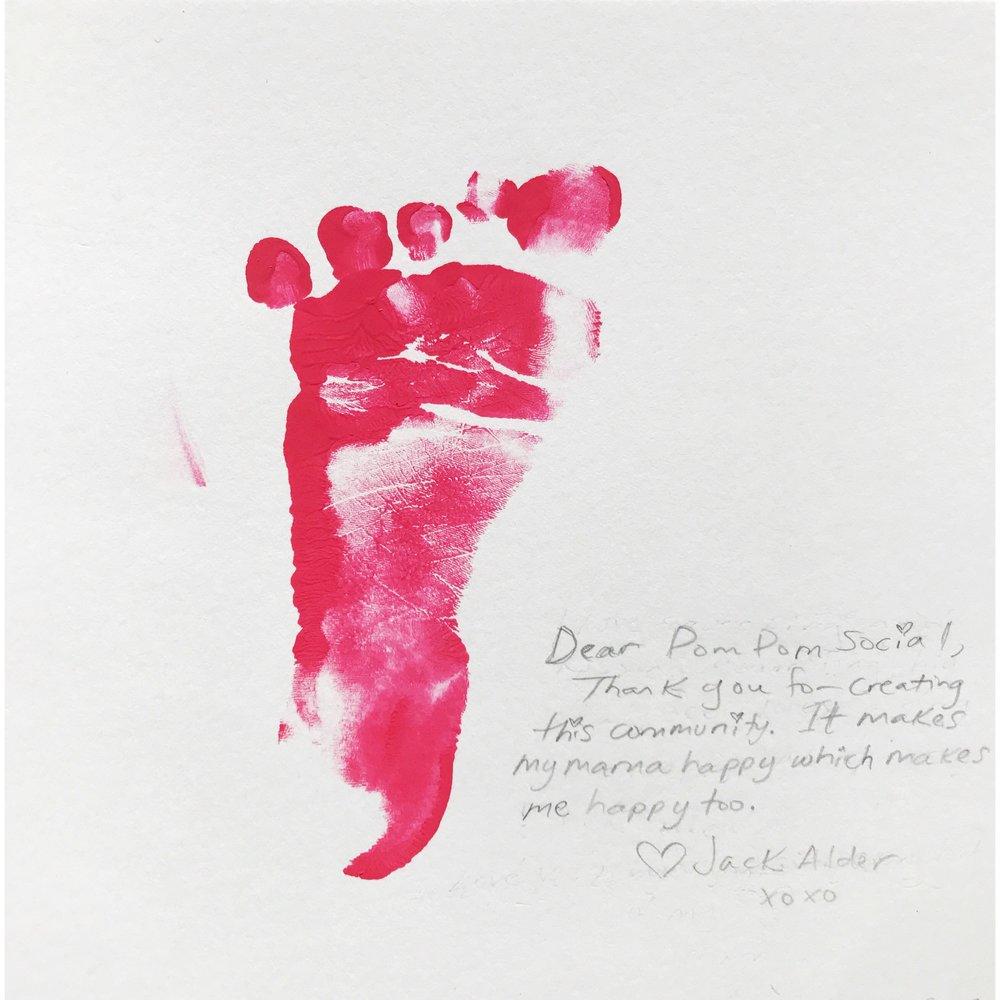 Love letters pom pom social shared by sarah rubin altavistaventures Images