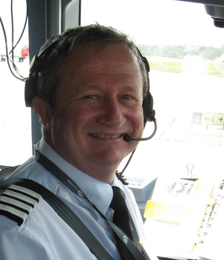 Capt. Simon Henderson