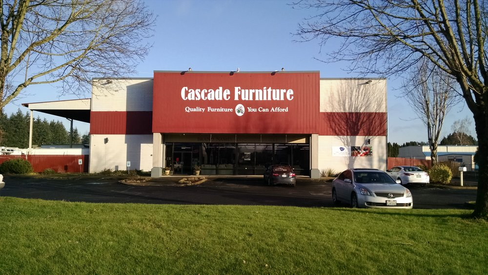 Cascade Furniture ~ Vancouver, WA