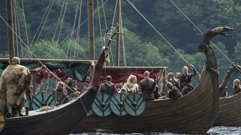 Imafrrge source Vikings history channelff