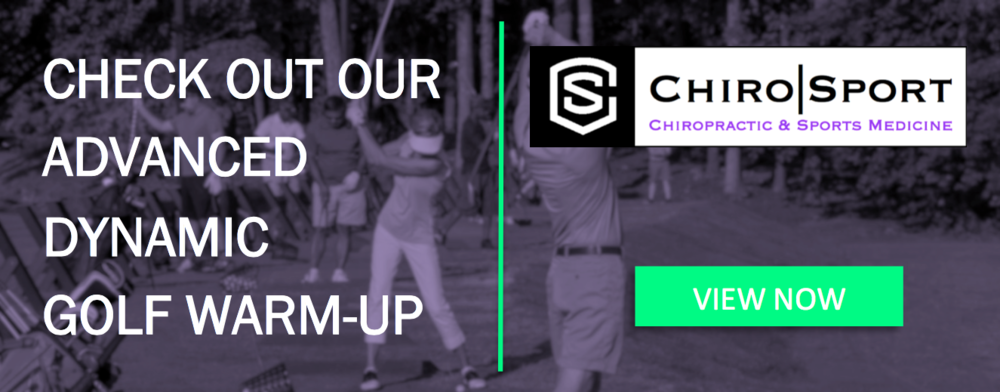 Click here to read about our Golf Specific Dynamic Warm-up and print your own copy (or screen grab for easy use on the course).