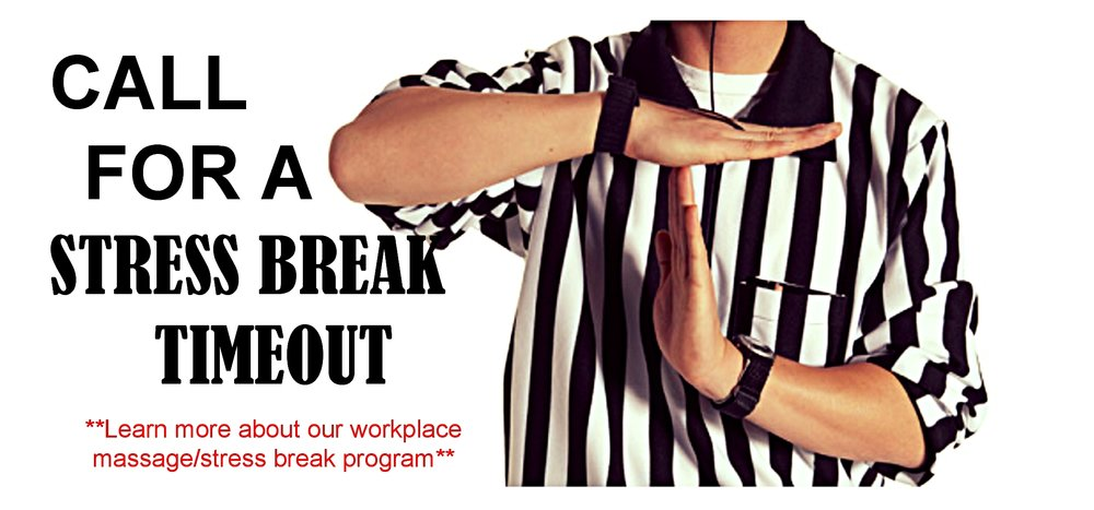 Chiro|Sport Stress Break Timeout | Omaha