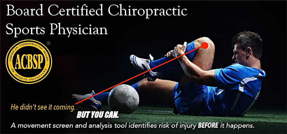Board Certified Chiropractic Sports Physician | Omaha