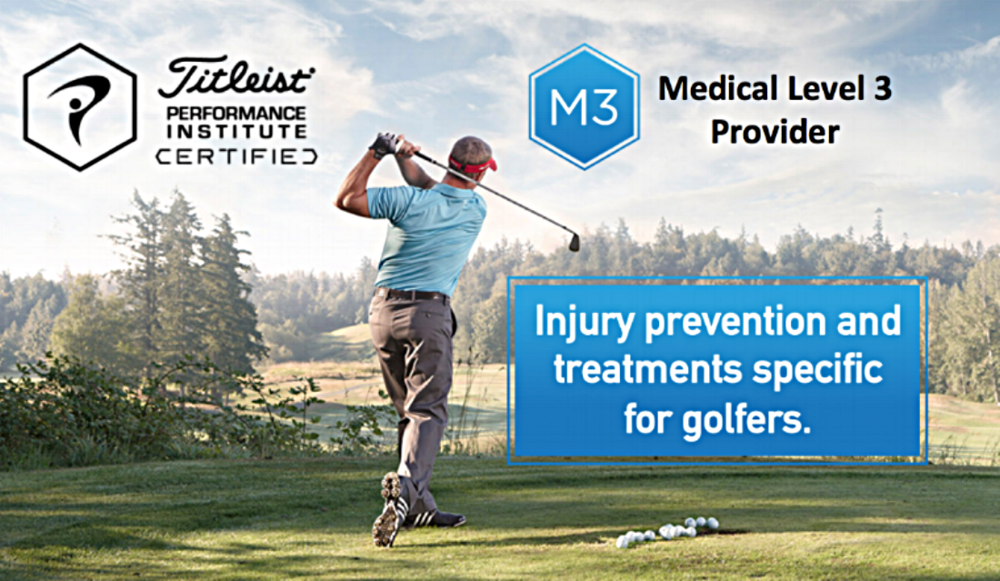 Chiropractic & Golf Specific Treatments