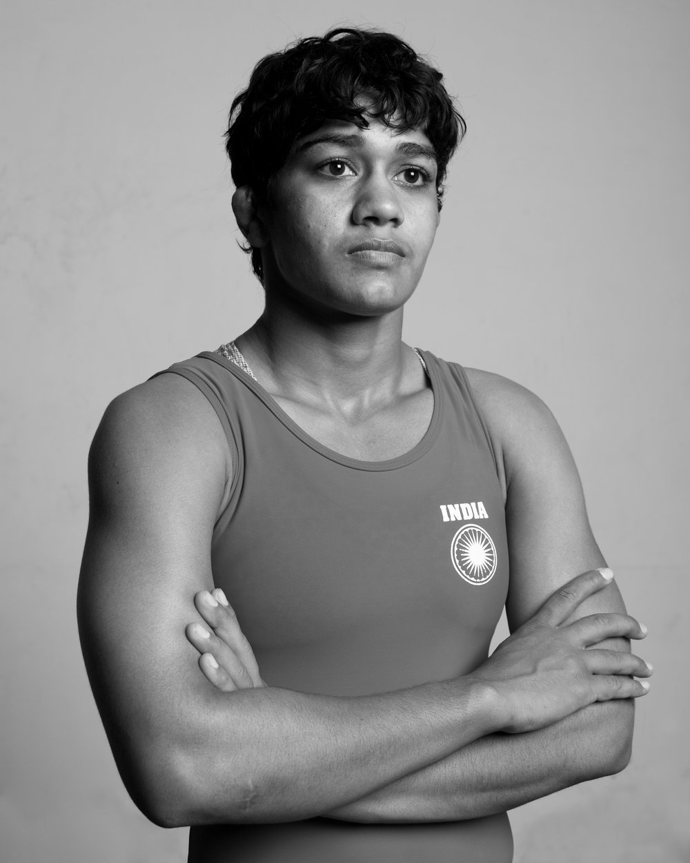 Prarthna Singh  - The Wrestlers
