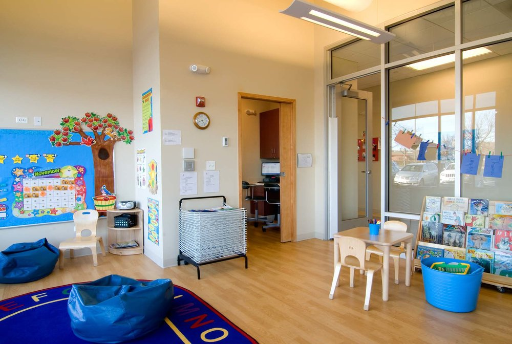 day care room