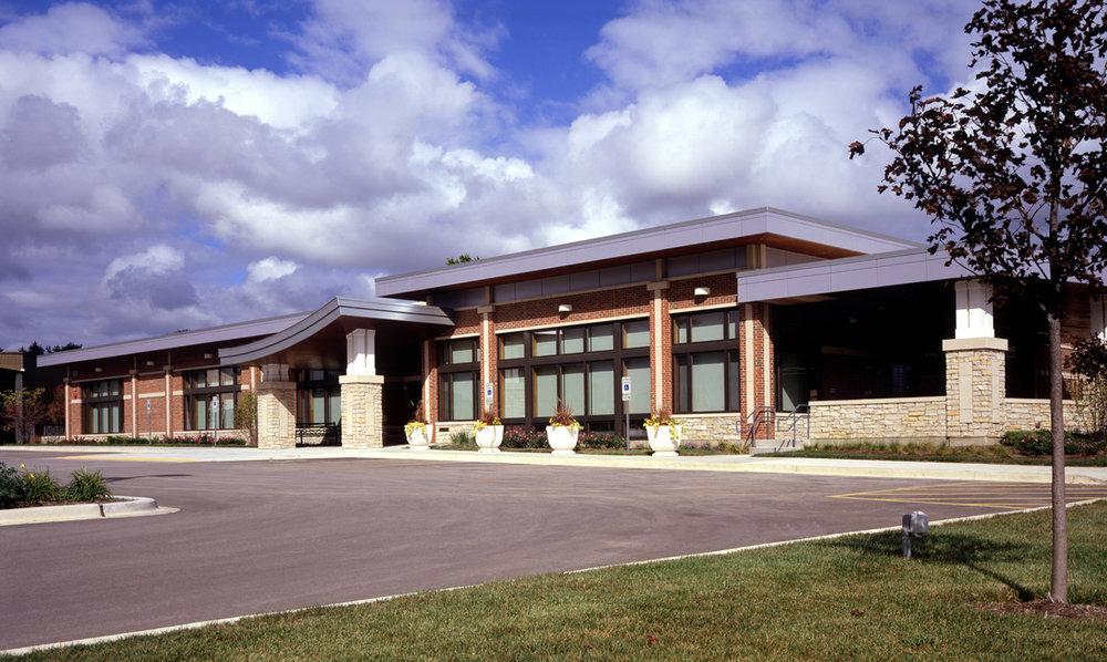 Glendale Heights - Senior Center