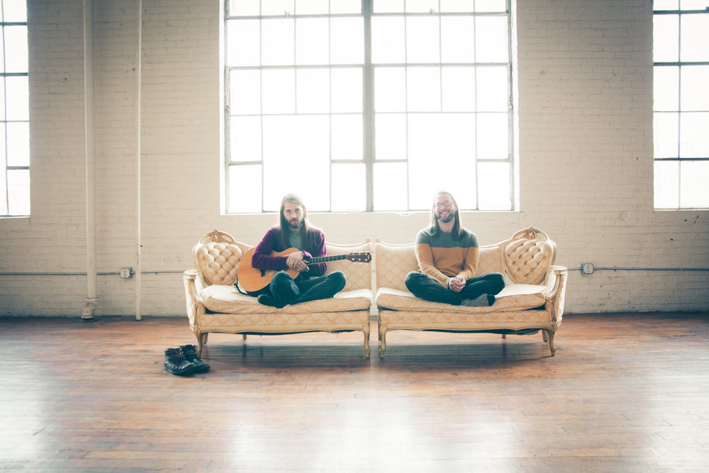 Josh and Alex Hines are the duo'd version of Philadelphia-based indie/folk/rock quartet Maitland.