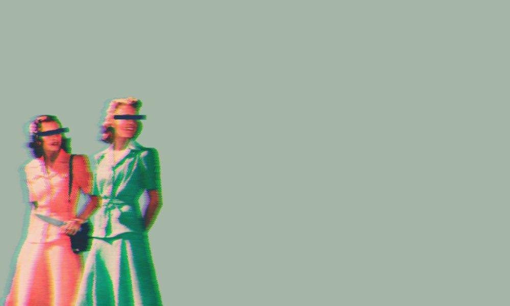 Dorothy & Judith ( glitch )