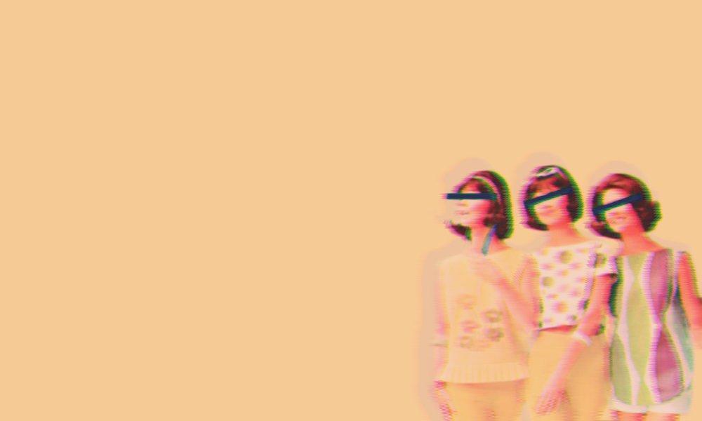Mary, Sandra, & Nancy ( glitch )