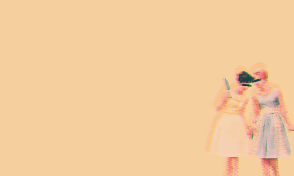 Jennifer & Martha ( glitch )