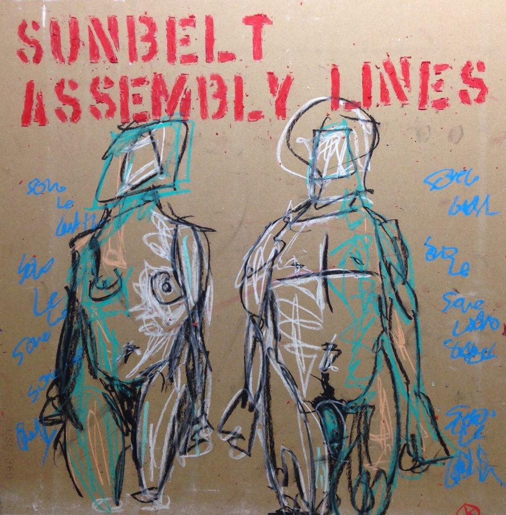 Sunbelt Assembly Lines, 2016