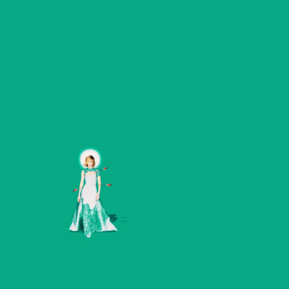 Untitled, 32 (Green Goddess)