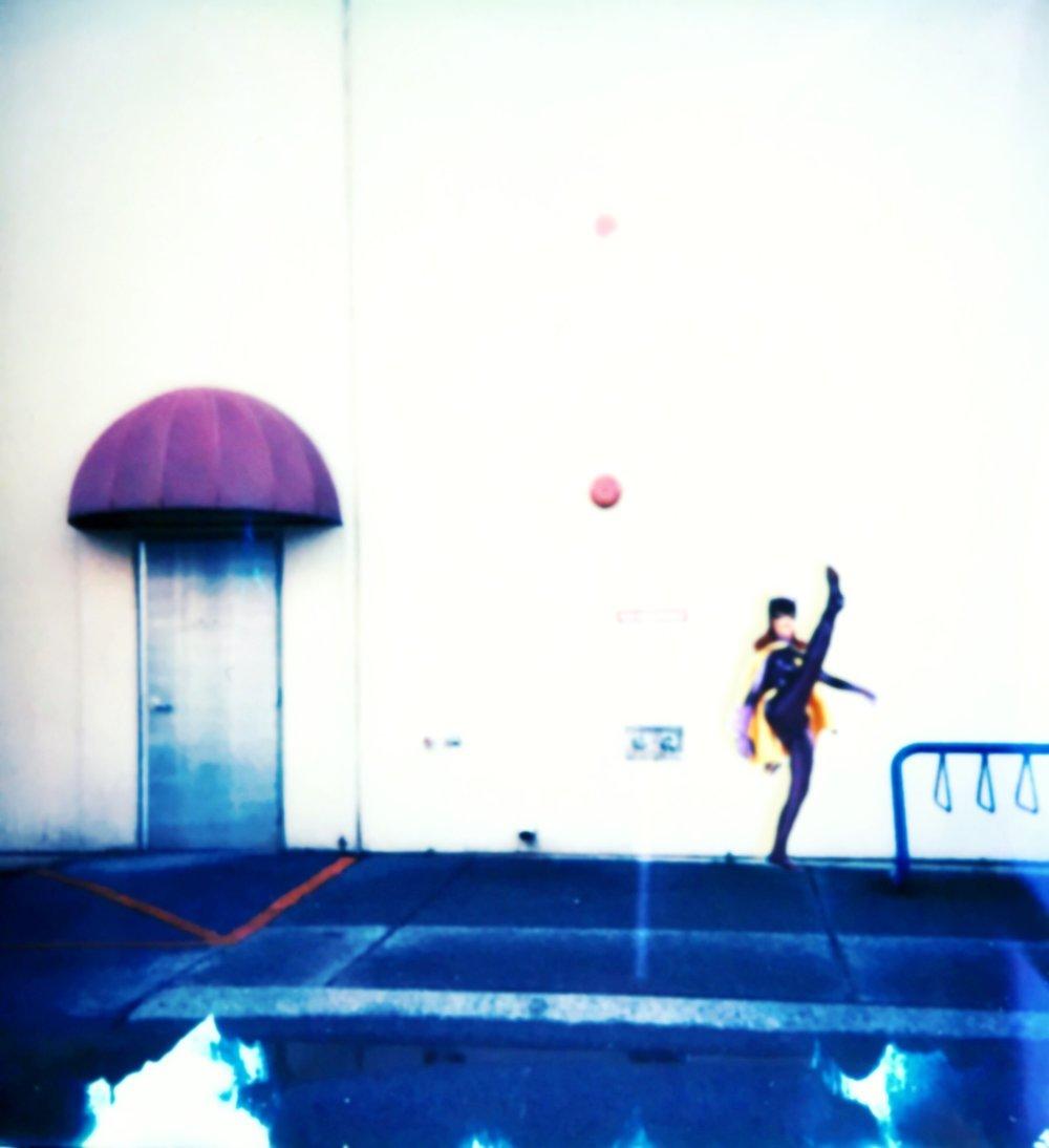 High Kick! (2)