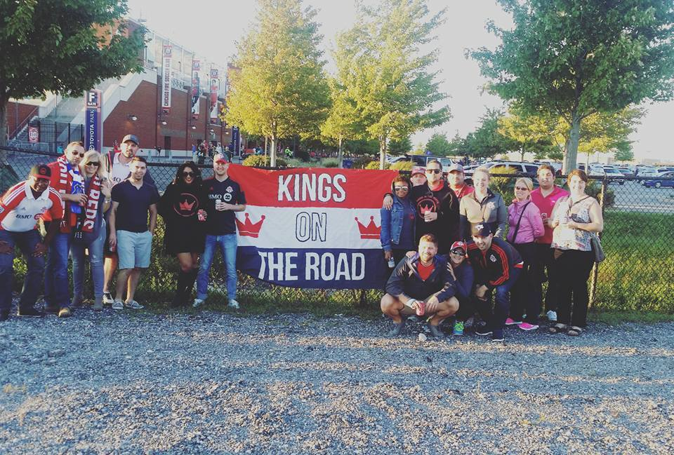 Kings and Queens on the road in Chicago - Sept, 2016