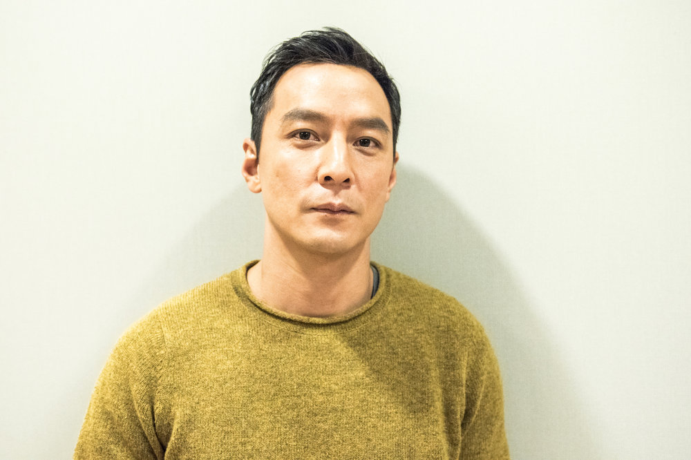 Daniel Wu. Actor, Director, Producer, Writer, and Wushu master.