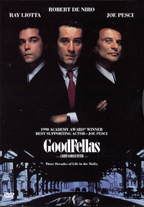 GoodFellas movie poster. Source: Wikia