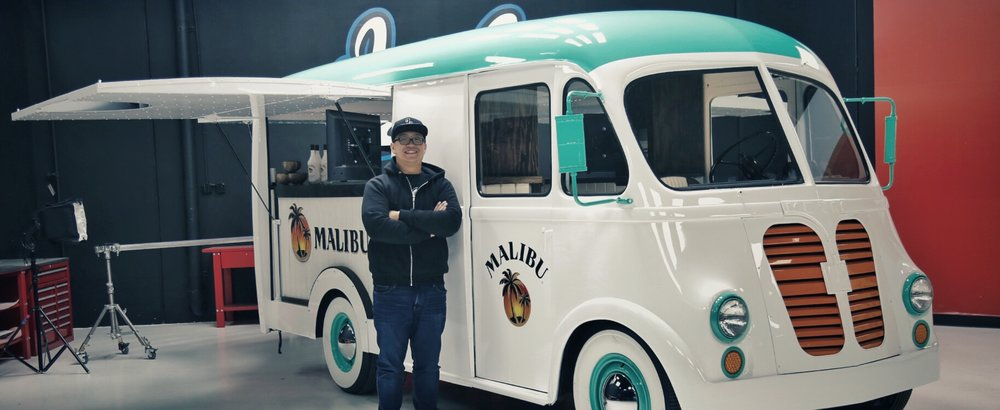 A van for Malibu by Musa.