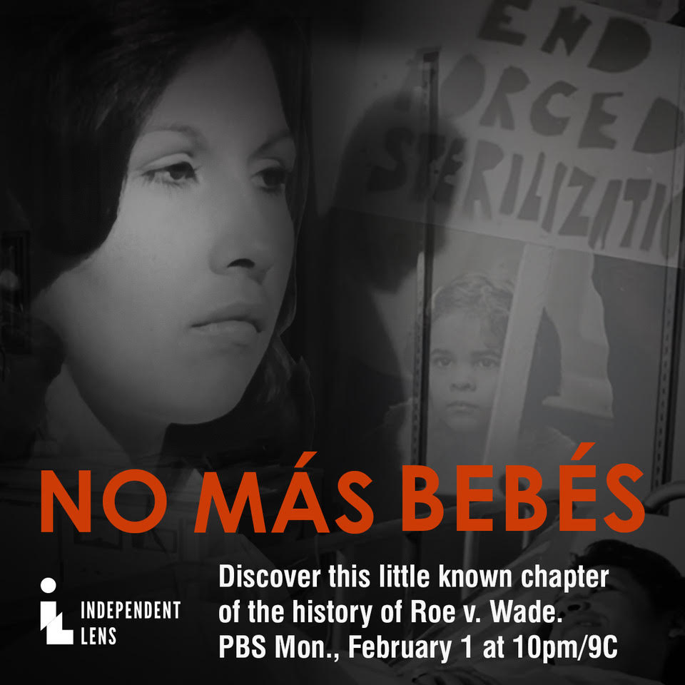 Poster for No Más Bebés. Courtesy of Renee Tajima-Peña.