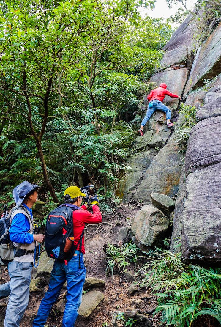 Rehai - Taiwanese hikers