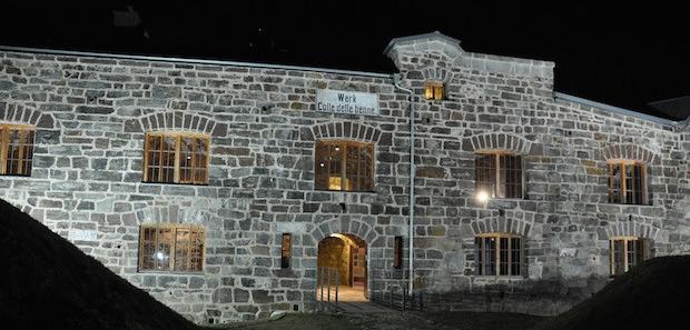 Forte delle Benne - Levico Terme, località Visintainer (Tn)