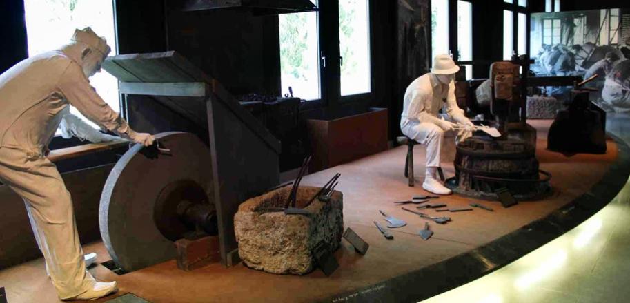 Museo dell'arte fabbrile e delle coltellerie - Maniago,Via Maestri del Lavoro, 133085 (Pn)