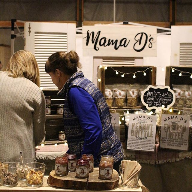 Mama D's Peanut Brittle is one for the Books! Hoping we can snag some at the next show 🥜 . . . . . . #craftshow #pinololgymarket #pinologymarket #junkinthetrunk #addsomesass #homemademarket #discoverpinology #seattlemakers #makersmarket #pinologymarketseattle #pinspiration #handmade #howwedwell #mixoldandnew #pinterest #sassygirl #icandothis #craftmarket #craftersmarket