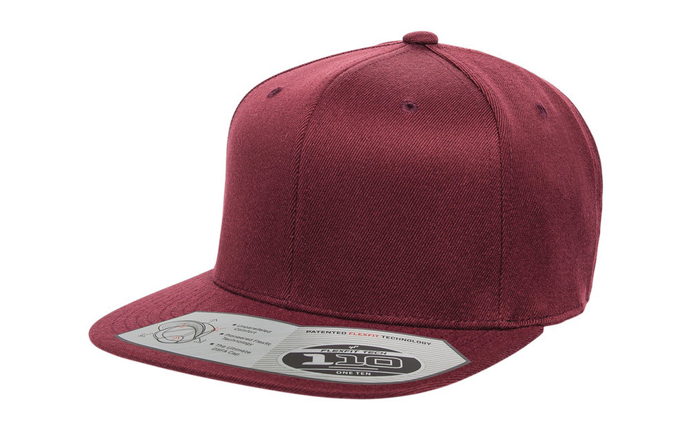 465c3e2f Flexfit One Ten 110F Snapbacks ($6.50 EACH, MINIMUM 1 DOZEN) — KBM  Embroidery