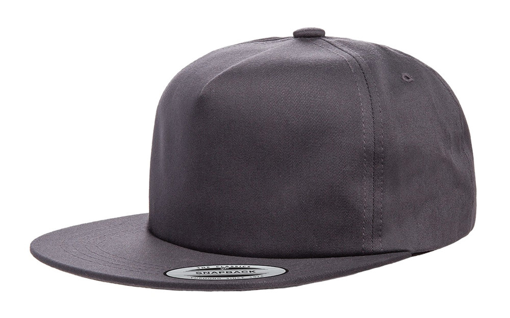 d5e1f8a1c0b20 Yupoong 6502 Unstructured 5-Panel Snapback ( 3.50 EACH