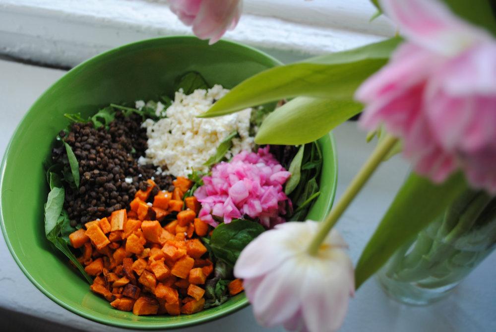 aroma salad