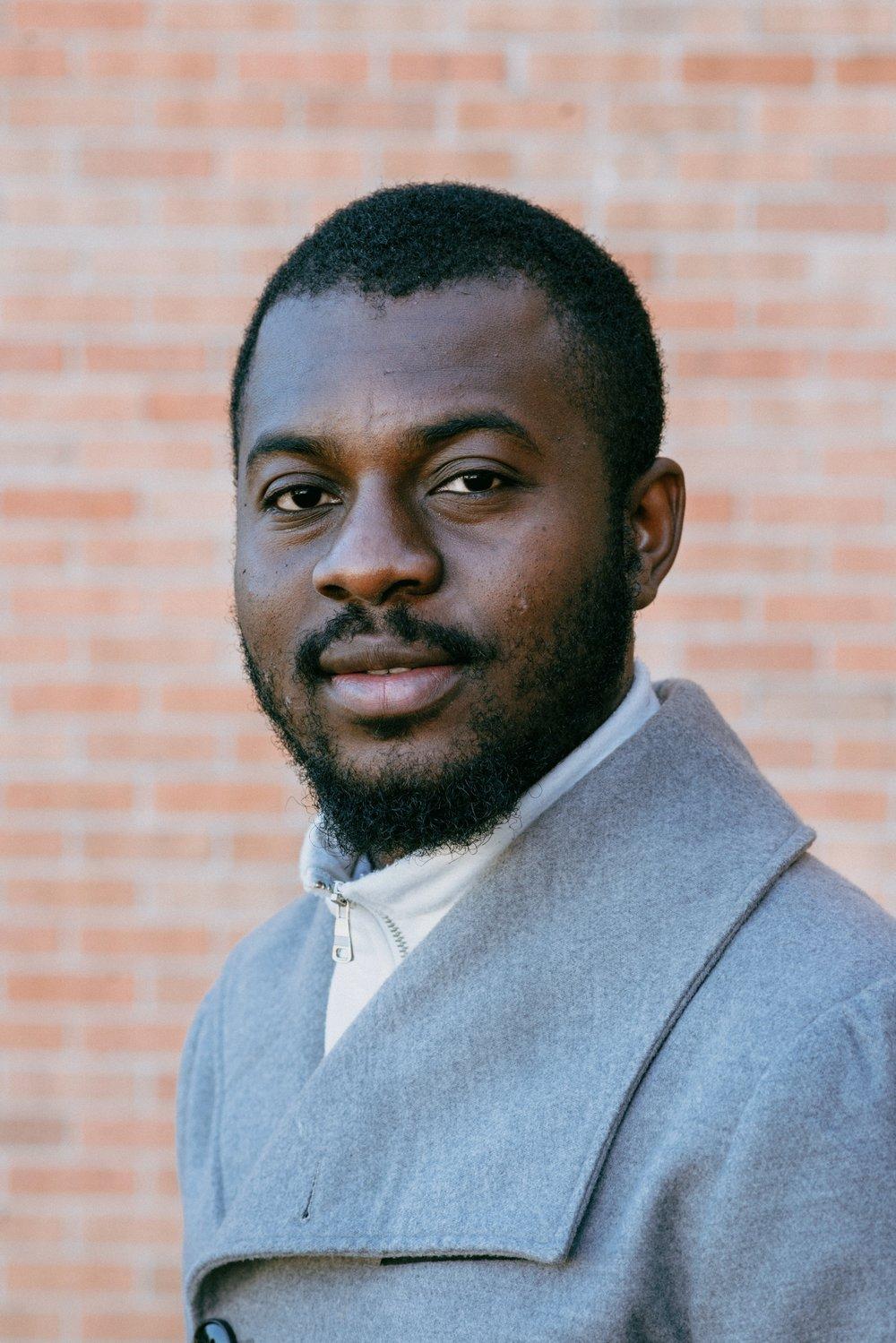 Nathan Elumbu // Evangelist -