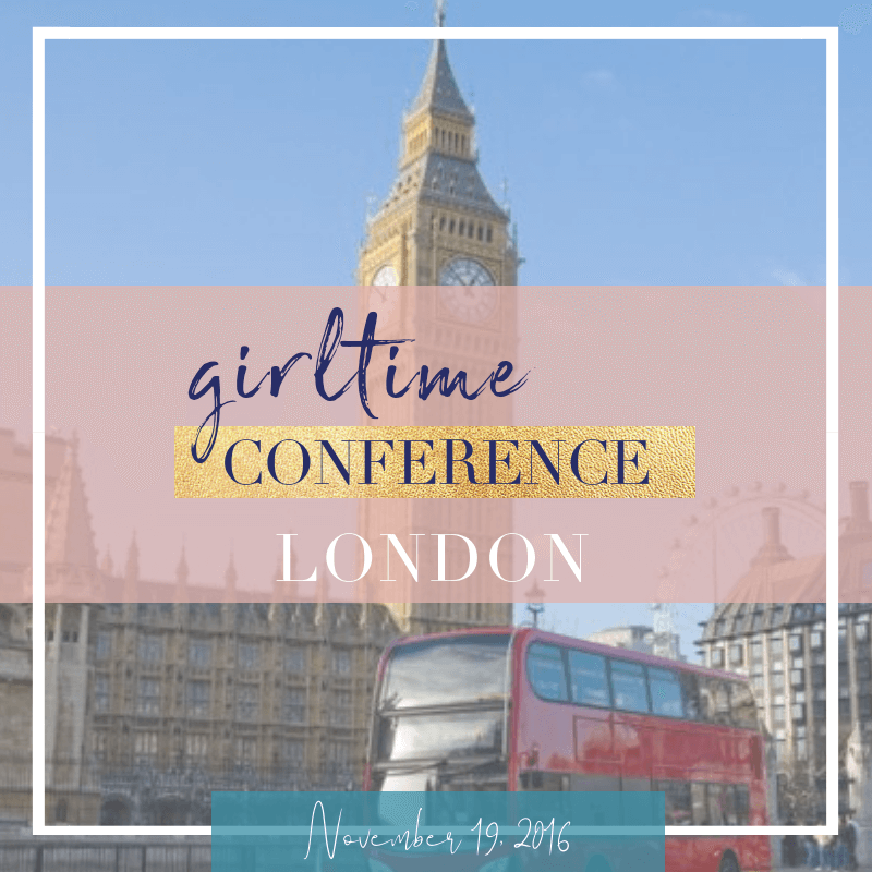 GIRLtime Conference London England.png