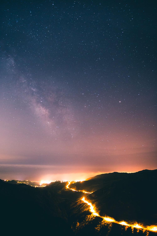 Malibu Milky Way