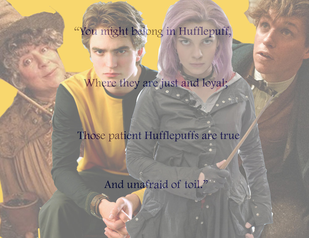 Compiled by mimi ruthstiver Familiar faces from the Harry Potter films, these are but a few of the Hufflepuffs who had an impact on the plot trajectory, even if under-appreciated.
