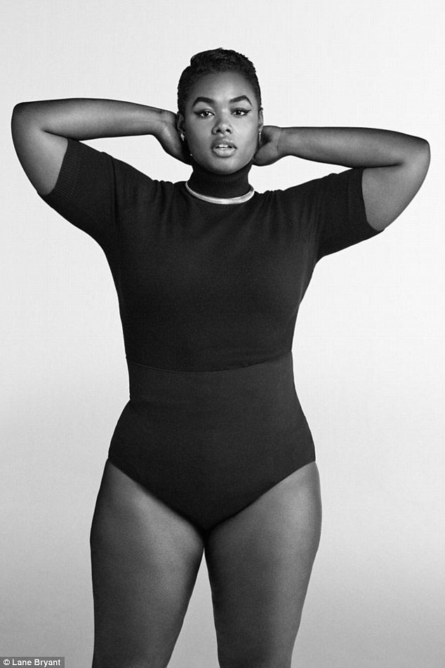 COURTESY OF LANE BYRANT   Lovely Lane Bryant's models defy society's standards of beauty.