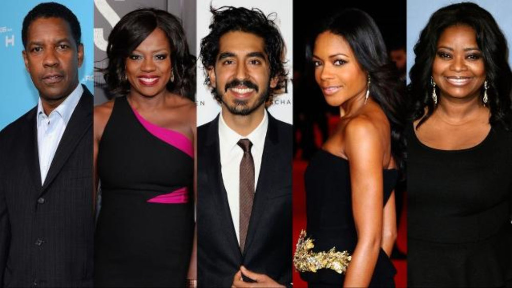 This year's acting nominees for the Academy Awards are more diverse than any year prior, with nominees such as Denzel Washington, Viola Davis, Dev Patel, Naomie Harris, and Octavia Spencer.