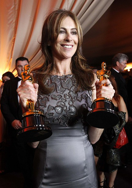 Kathryn Bigelow became the first woman to win the BAFTA and Critic's Choicefor Best Director.