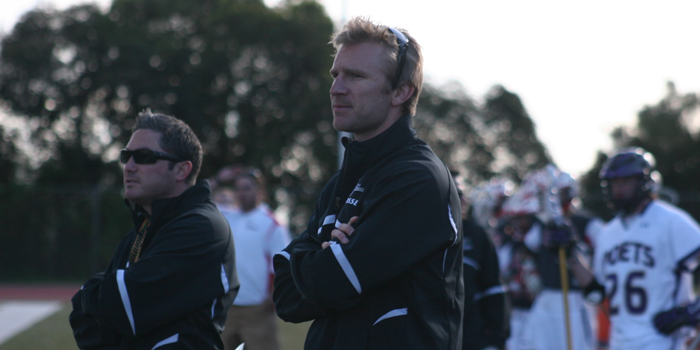 Poet Head Coach Brian Kelly has over twenty years of combined experience playing and coaching Lacrosse.
