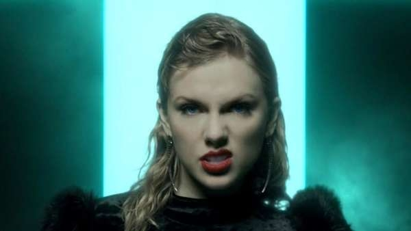 In her video for LWYMMD, a new version of Swift sings about a lack of trust atop a hoarde of her past-selves.