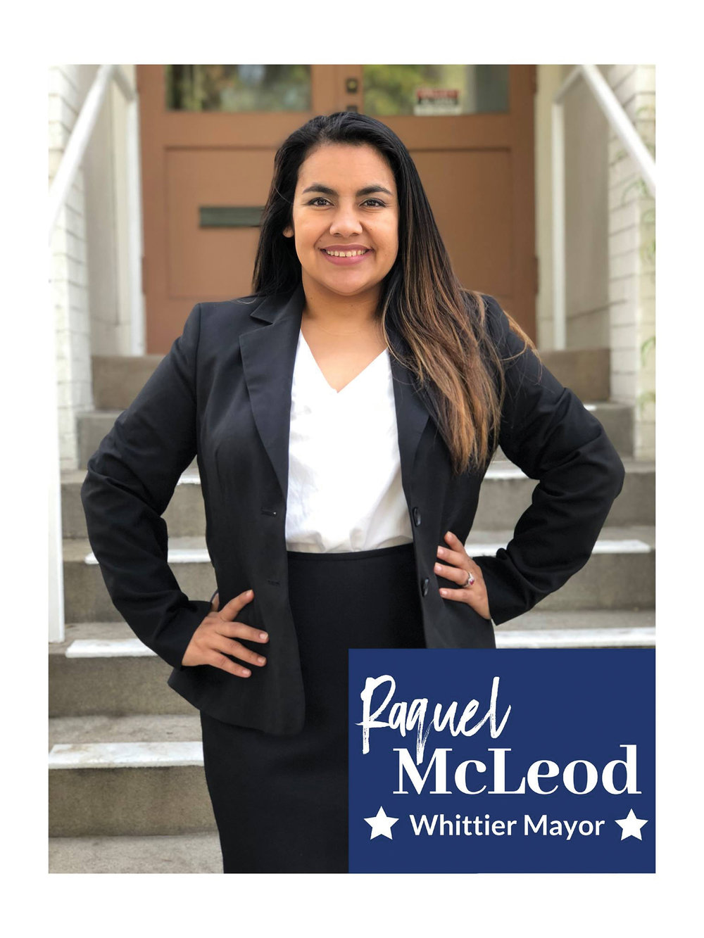 Mayoral Candidate Raquel McLeod