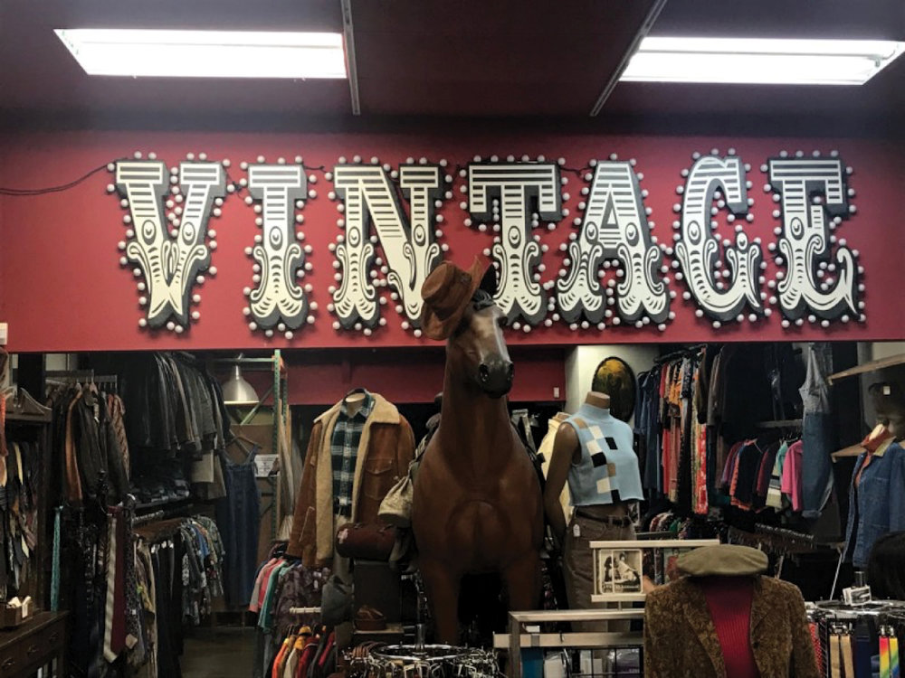 Melrose Vintage offers an abundance of clothing options for a multitude of styles, offering Whittier College students a unique place to shop.