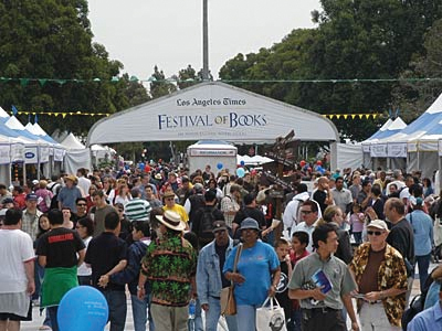 la times book fest — A&E — The Quaker Campus