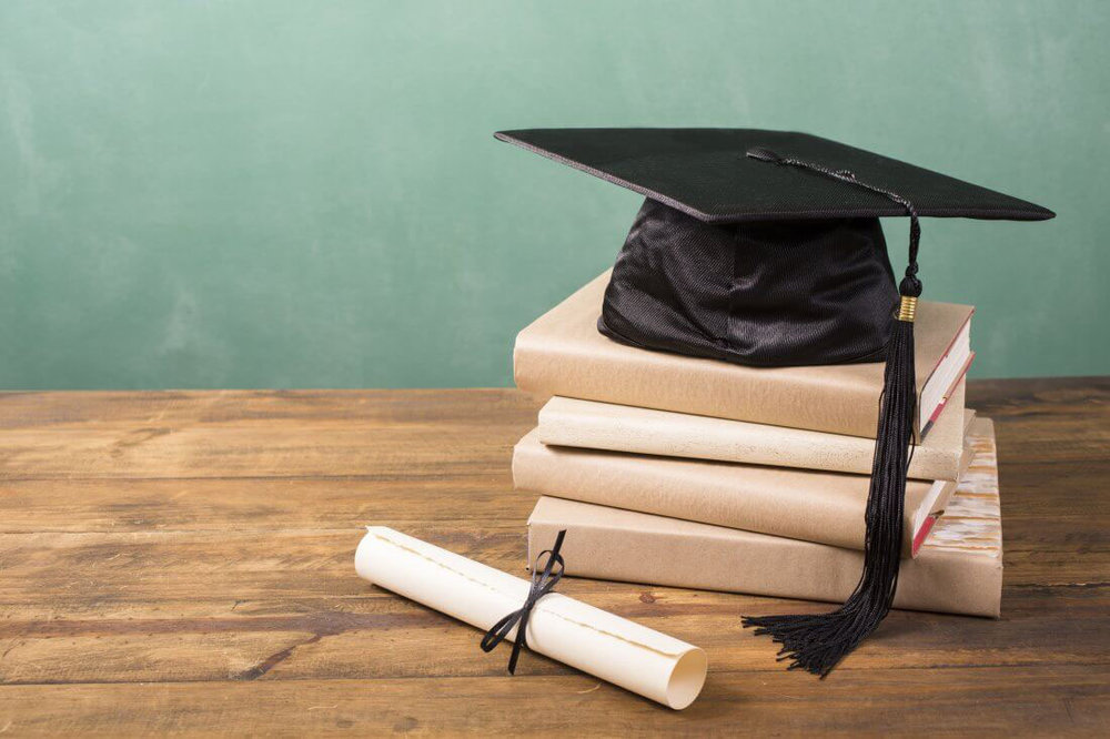 Grad school's costs may outweight the benefits for some students.  COURTESY OF  CENT SAI