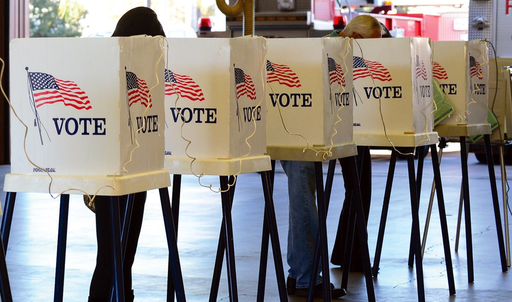 Voting has become increasingly important in the current political climate.  COURTESY OF  GETTY