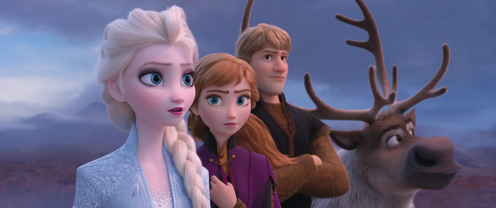 The  Frozen 2  trailer has looked promising to viewers.  COURTESY OF   DIGITAL SPY