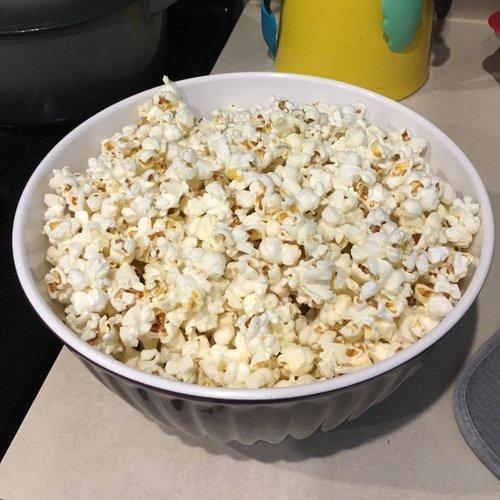 Wilson's Famous Popcorn