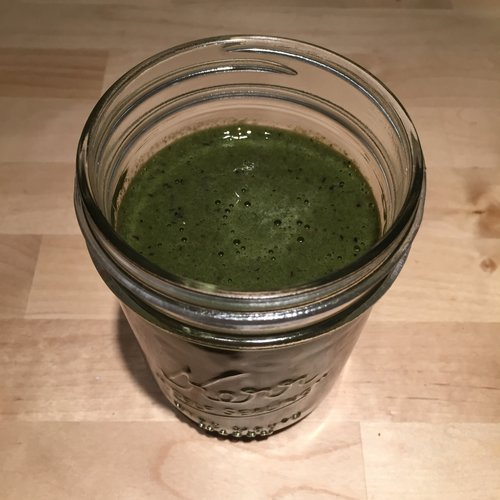 So Fresh and So Green Green Smoothie