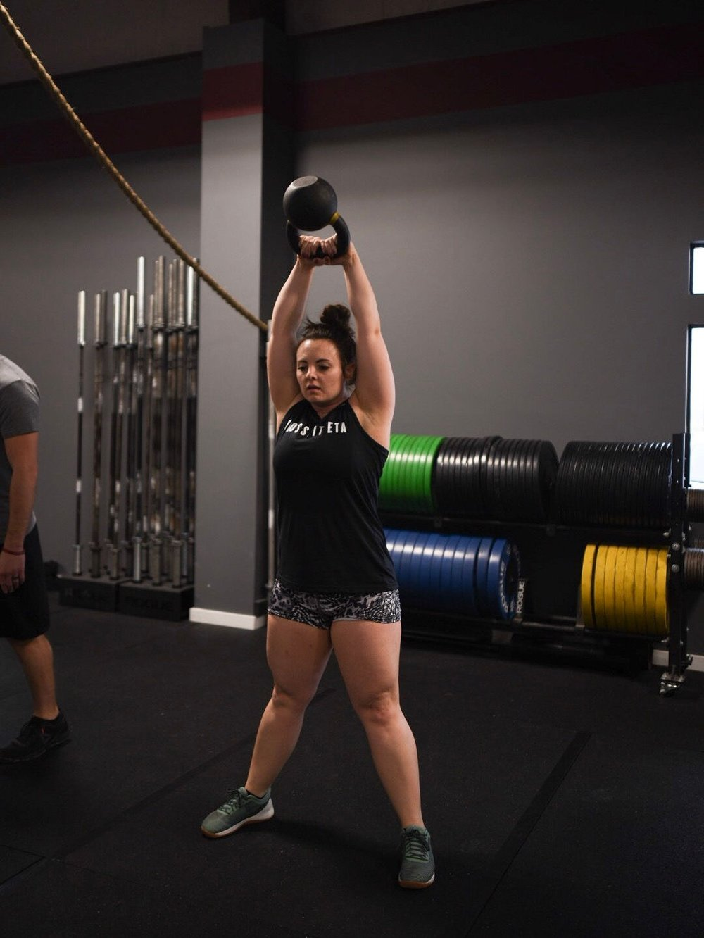 Sarah Miller - CrossFit Coach1. When and how did you start CrossFit?I first started CrossFit in 2012 after driving by a box close to my work. I have always liked working out but was over my 24-hour fitness routine. After trying my first workout (running and kettle bell swings) I was addicted to the challenge.2. Why do you like CrossFit?I love* CrossFit because of the community the most. The feeling of hitting a new PR after months of hard work is so rewarding, but the relationships I have made keep me coming back. There is so much to say about people who literally